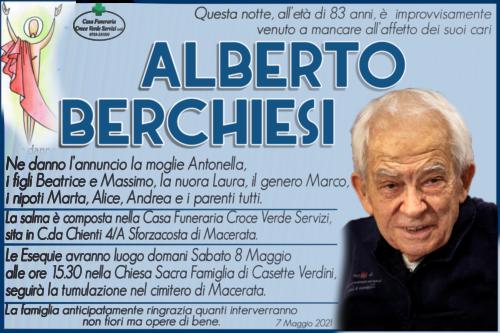 Alberto Berchiesi