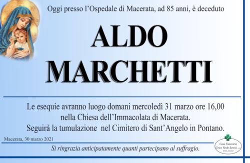 Aldo Marchetti