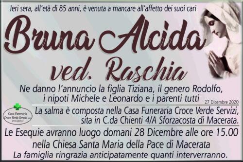 Bruna Alcida - Chiesa