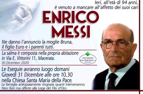 Enrico Messi