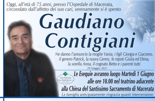 Gaudiano Contigiani