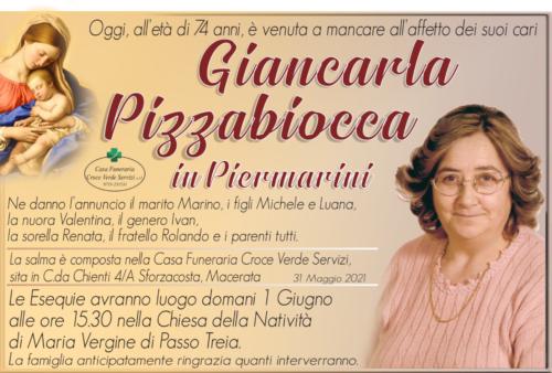 Giancarla Pizzabiocca