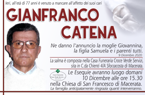 Gianfranco Catena