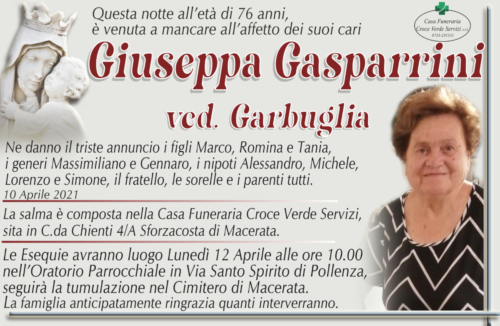 Giuseppa Gasparrini