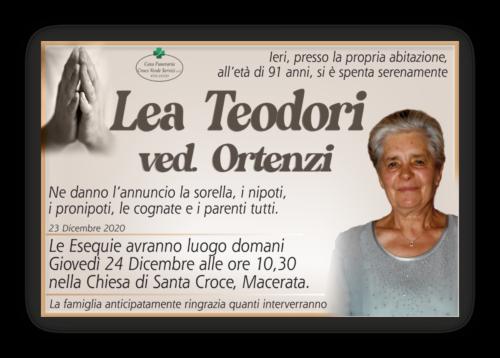 Lea Teodori