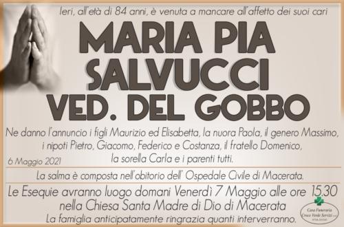 Maria Pia Salvucci