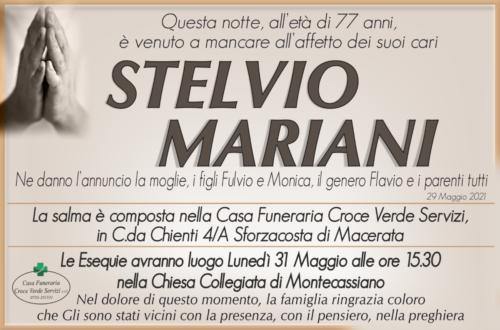 Mariani Stelvio