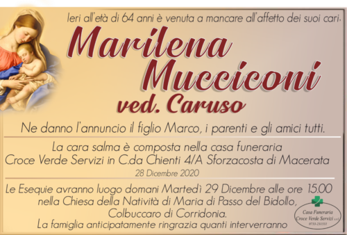 Marilena Mucciconi