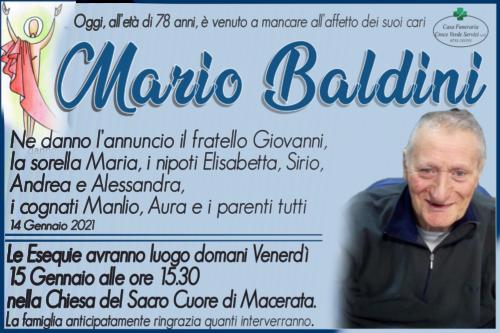 Mario Baldini