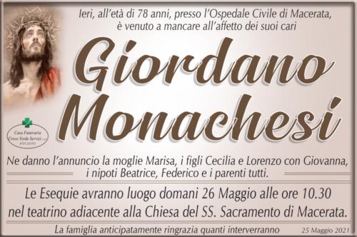 Monachesi Giordano