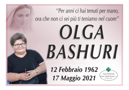 Olga Bashuri