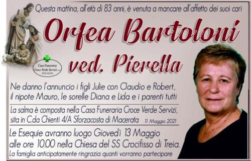 Orfea Bartoloni