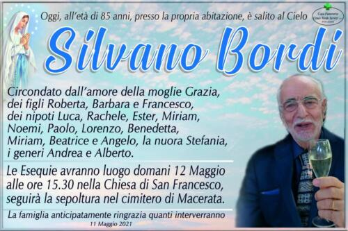 Silvano Bordi