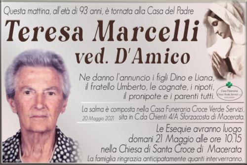Teresa Marcelli