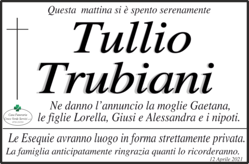 Tullio Trubiani