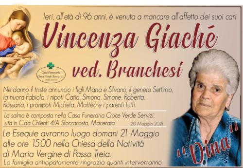 Vincenza Giachè