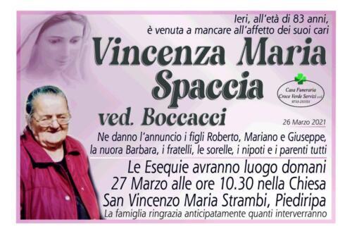 Vincenza Maria Spaccia